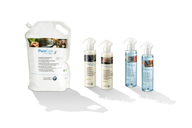 PureCare inspired by BMW i for eco friendly vehicle care 13 750x500
