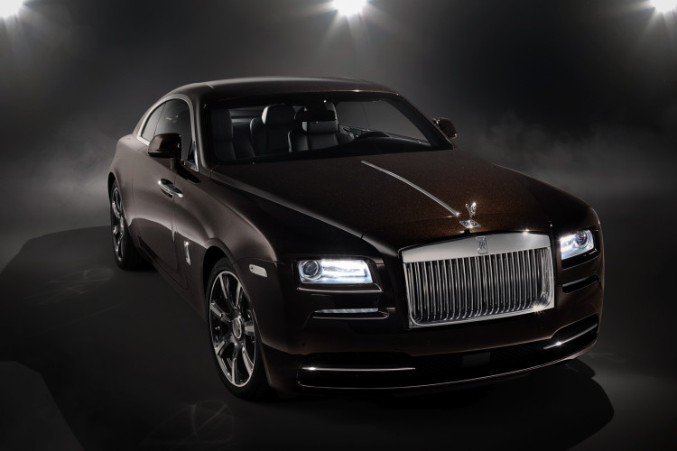 Rolls Royce wraith inspired by music 04 750x500