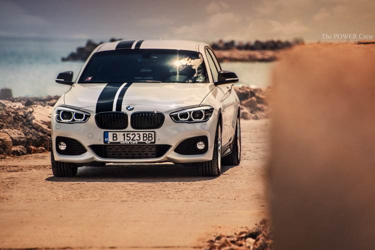 Bmw 1 Series Hatchback With M Performance Parts
