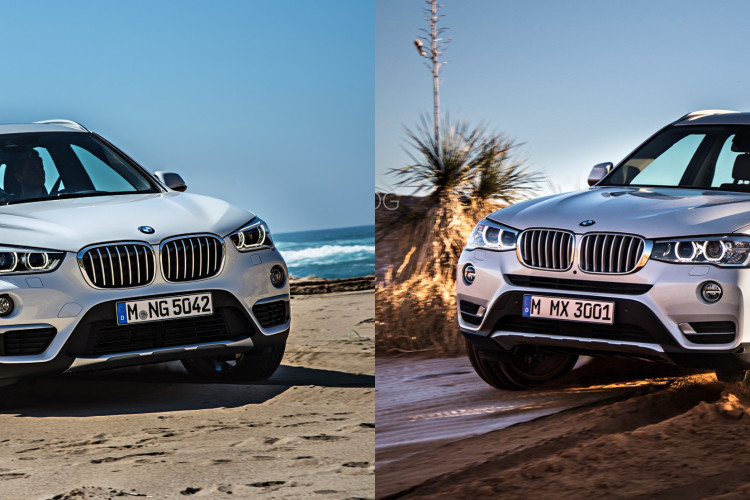 What Should I Buy The New Bmw X1 Or X3