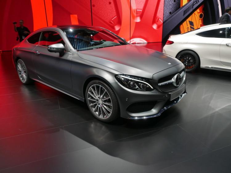 2016 Mercedes Benz C Class images 06 750x563