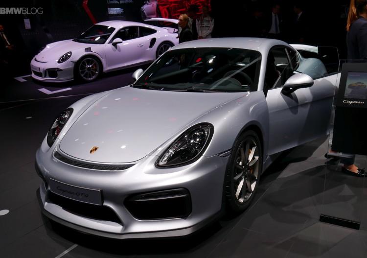 2016 Porsche Cayman GT4 images 04 750x527