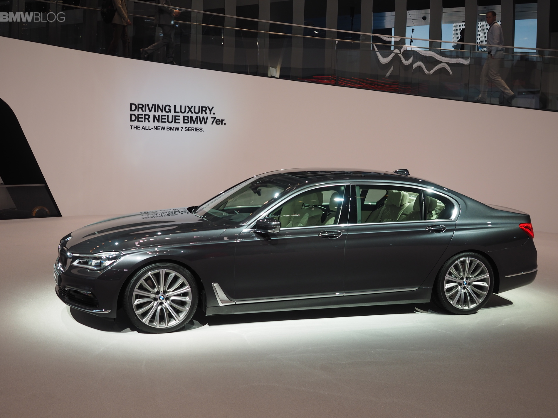 2011 BMW Alpina B7 or 2016 BMW 7 Series