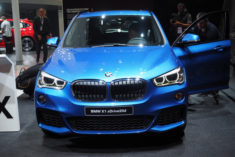 2016 bmw x1 M Sport package images 01 750x500