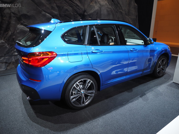 2016 bmw x1 M Sport package images 08 750x563