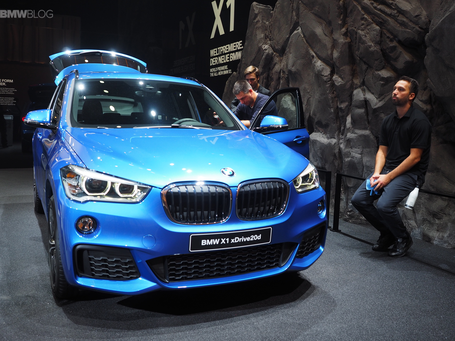 2016 bmw x1 M Sport package images 16