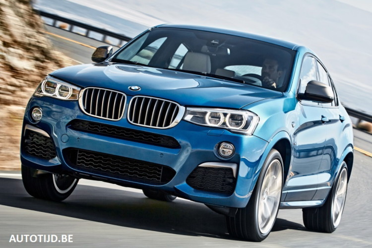2016 Bmw X4 M40i Leaked Images 01 750x500