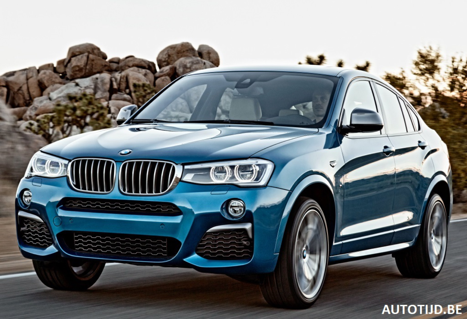 2017 Bmw X4 M40i Leaked Photo Gallery