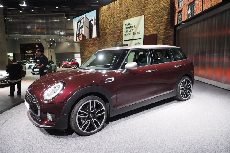 2016 Mini Clubman Images 1900x1200 06 750x500