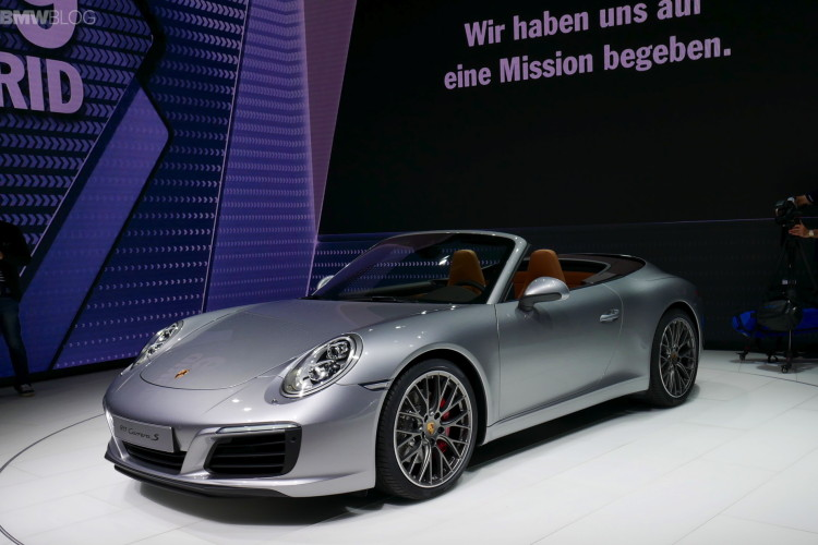 2017 Porsche 911 Turbo images 04 750x500
