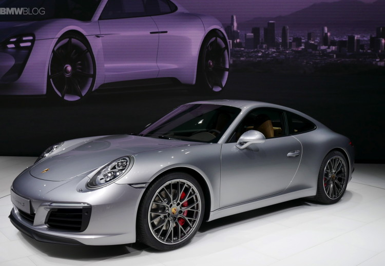 2017 Porsche 911 Turbo images 11 750x519