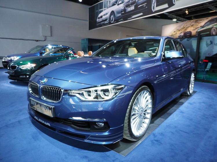 ALPINA Frankfurt Auto Show images 13 750x563