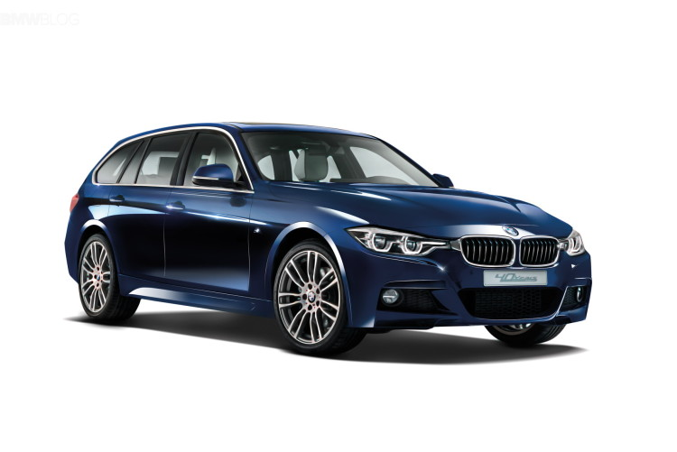 BMW 3 Series Touring 40 years edition images 01 750x501