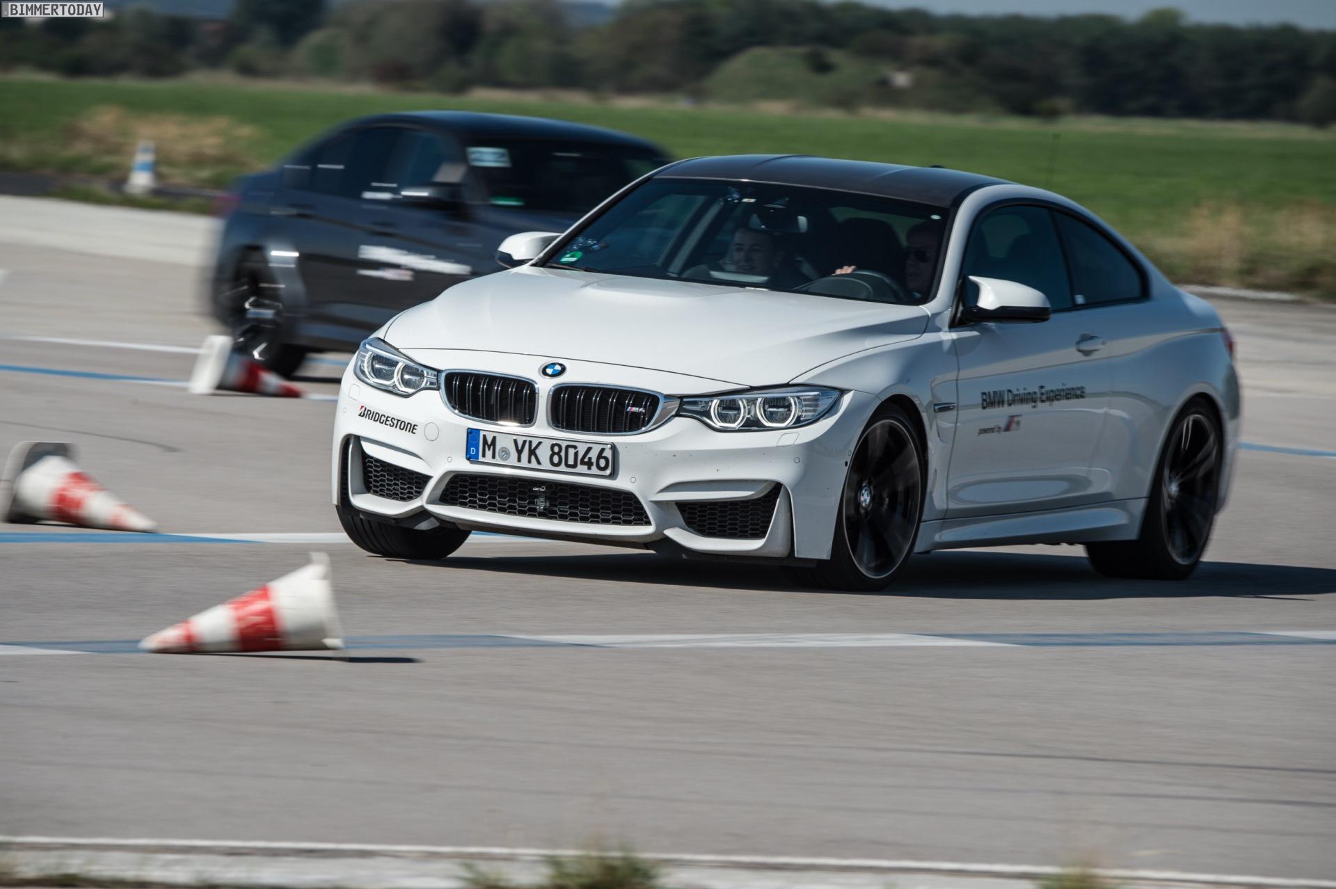 BMW Driving Experience Maisach M3 M4 Drift Training 09