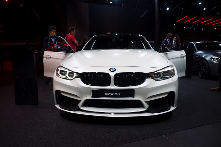 BMW M3 Frozen Brilliant White images 11 750x500