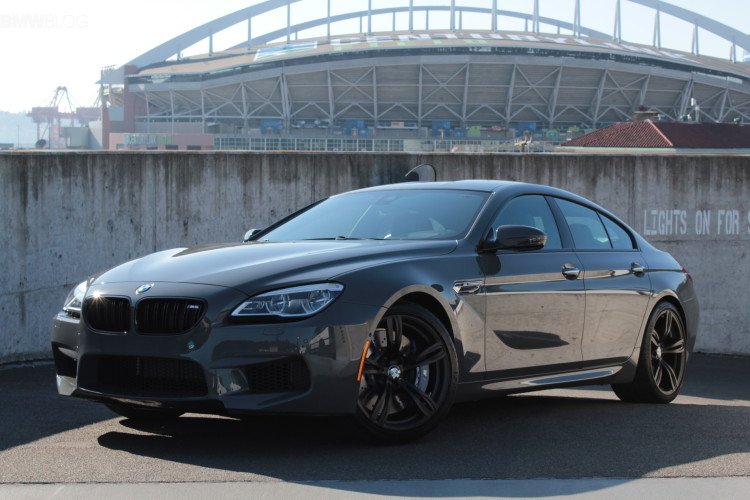 BMW M6 Gran Coupe in Grigio Telesto images 08 750x500