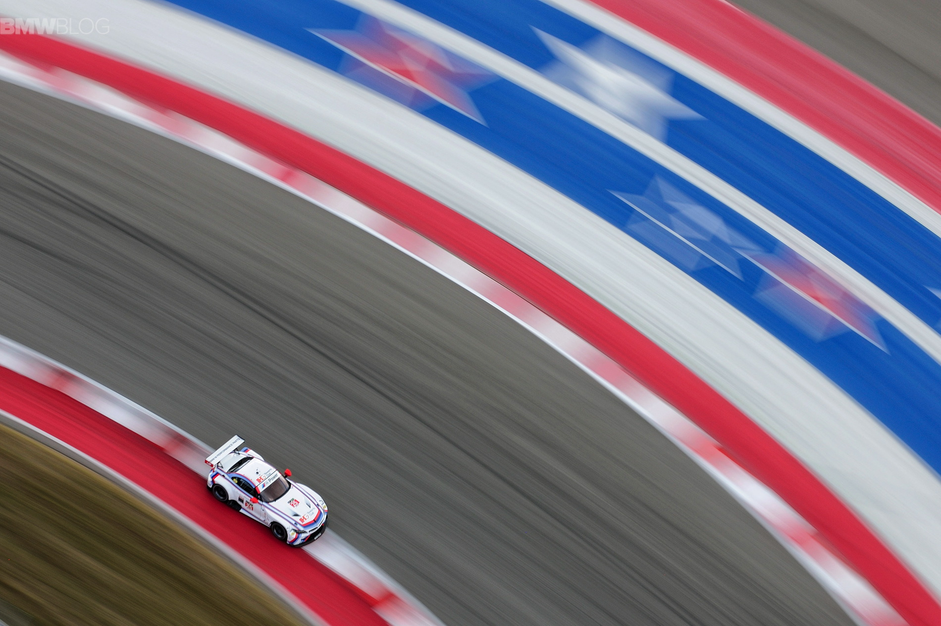 Bmw Rll Results At Circuit Of The Americas