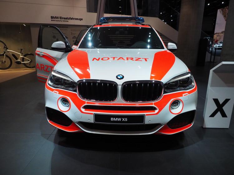 BMW X3 Emergency Vehicle images 02 750x563