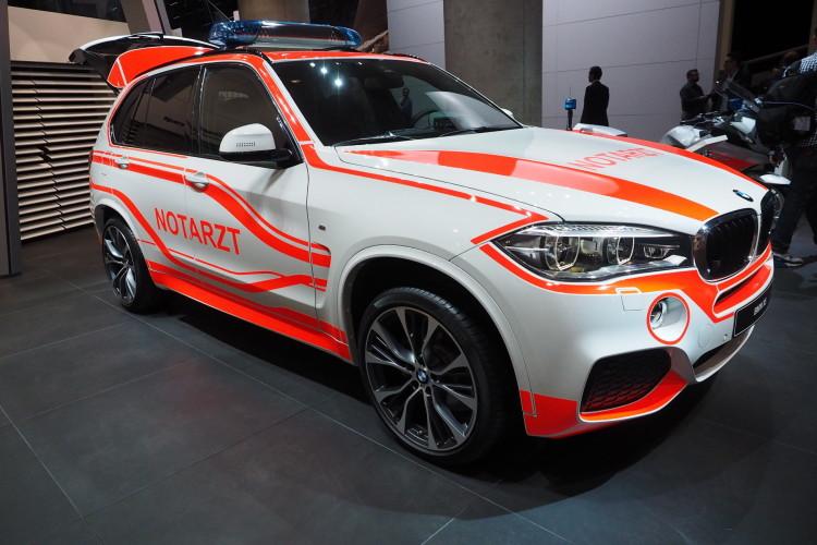 BMW X3 Emergency Vehicle images 03 750x500