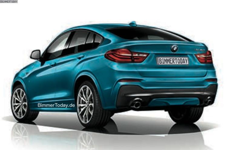 BMW-X4-M40i-2015-Leak-02