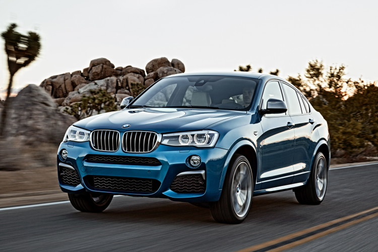 BMW X4 M40i official images 1900x1200 03 750x500