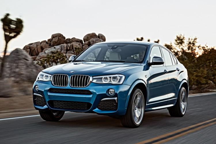 BMW X4 M40i official images 1900x1200 03 750x500