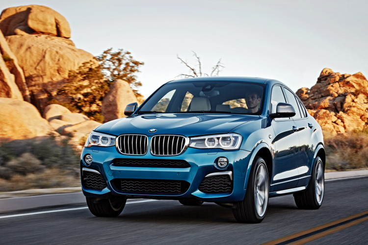 BMW X4 M40i official images 1900x1200 11 750x500