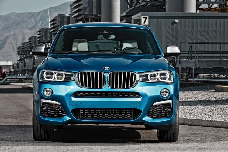 BMW X4 M40i official images 1900x1200 39 750x500