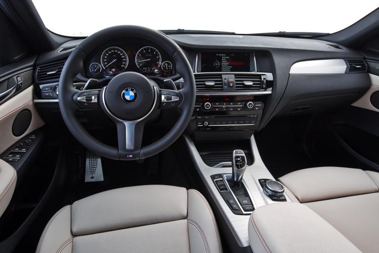 BMW X4 M40i official images 1900x1200 70 750x500