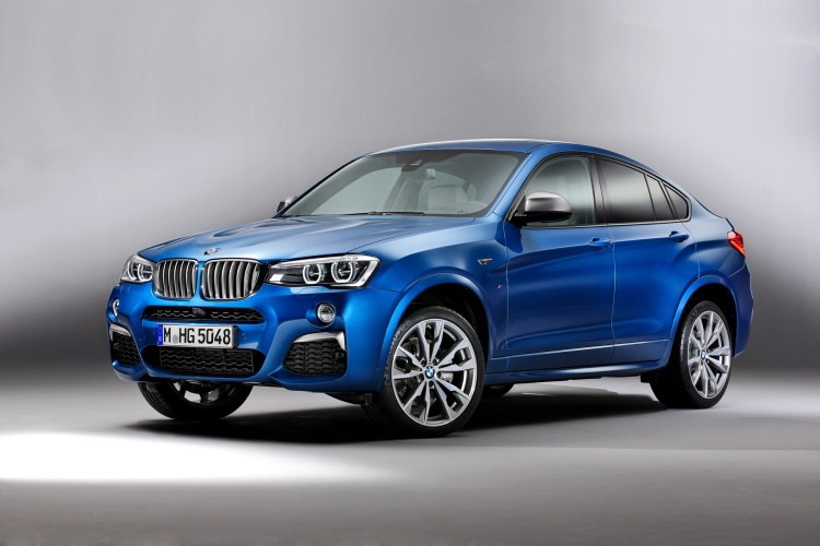 BMW X4 M40i official images 1900x1200 89 750x500