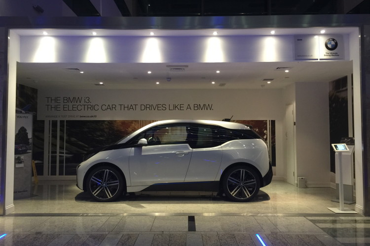 BMW i3 heathrow airport images 02 750x500