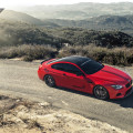 BMW M6 With Vorsteiner Aero And Wheels Installed