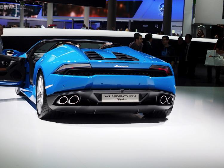 Lamborghini Huracan LP 610 4 Spyder images 07 750x563