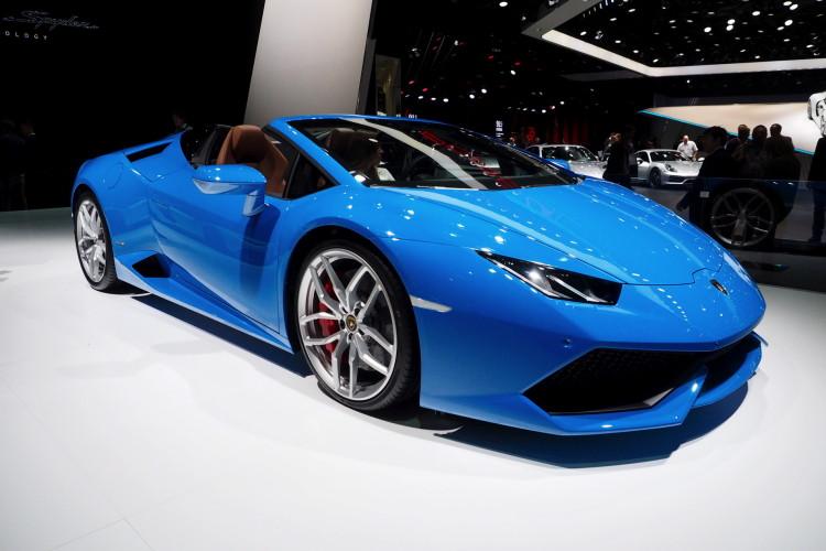 Lamborghini Huracan LP 610 4 Spyder images 25 750x500