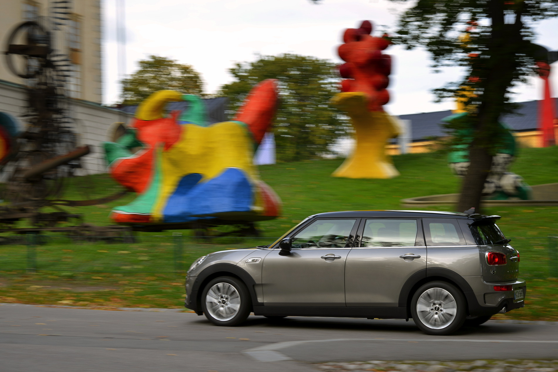 New Mini Clubman Video Review