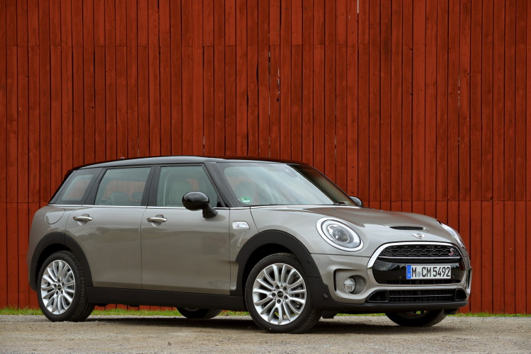 MINI Cooper S Clubman-Melting Silver metallic-images-83