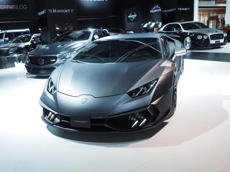 Mansory Lamborghini Huracan images 01 750x563