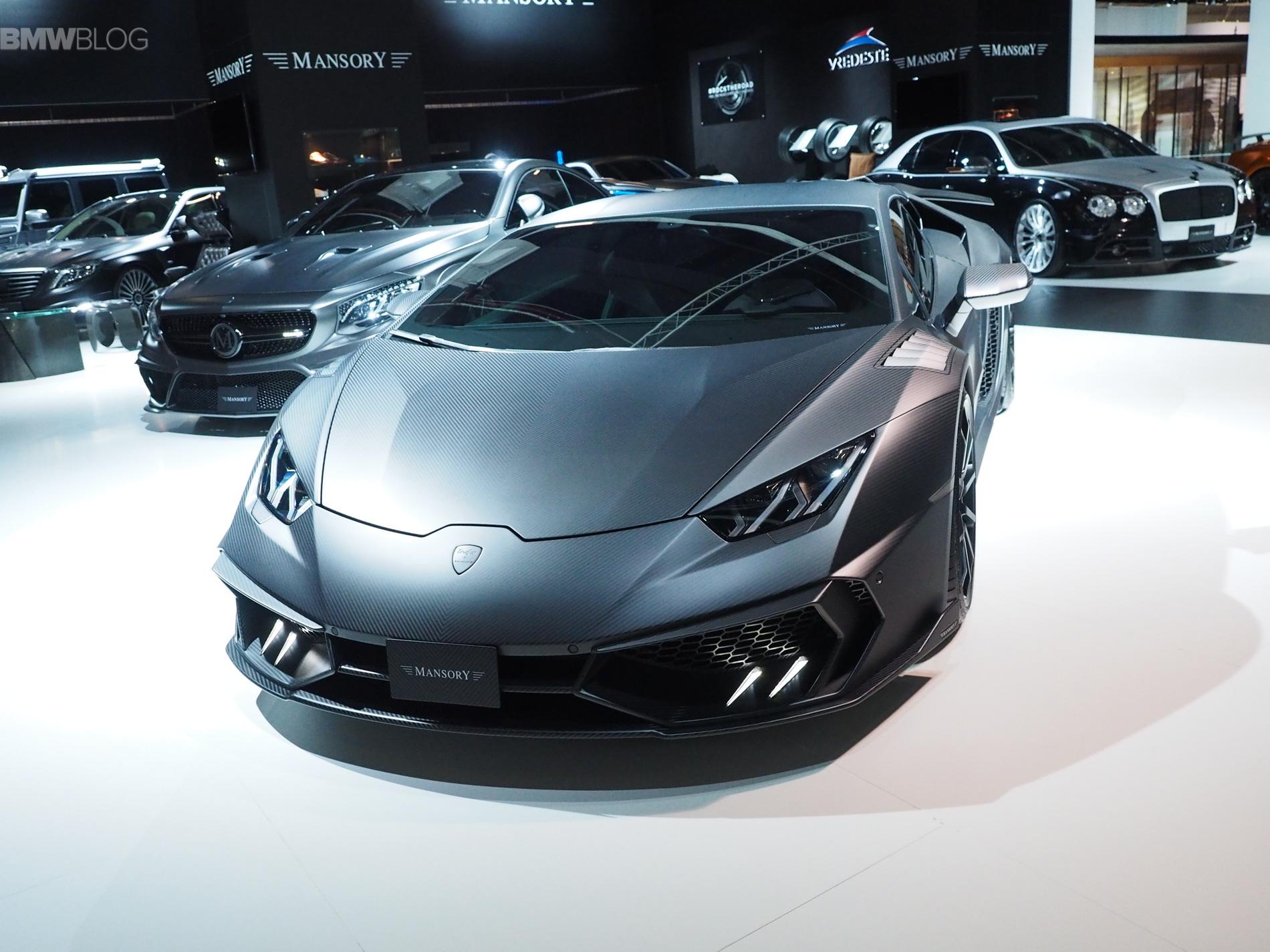 Mansory Lamborghini Huracan images 01