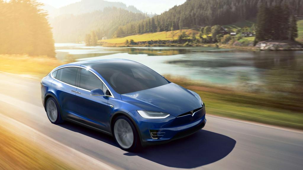 Model Tesla X images