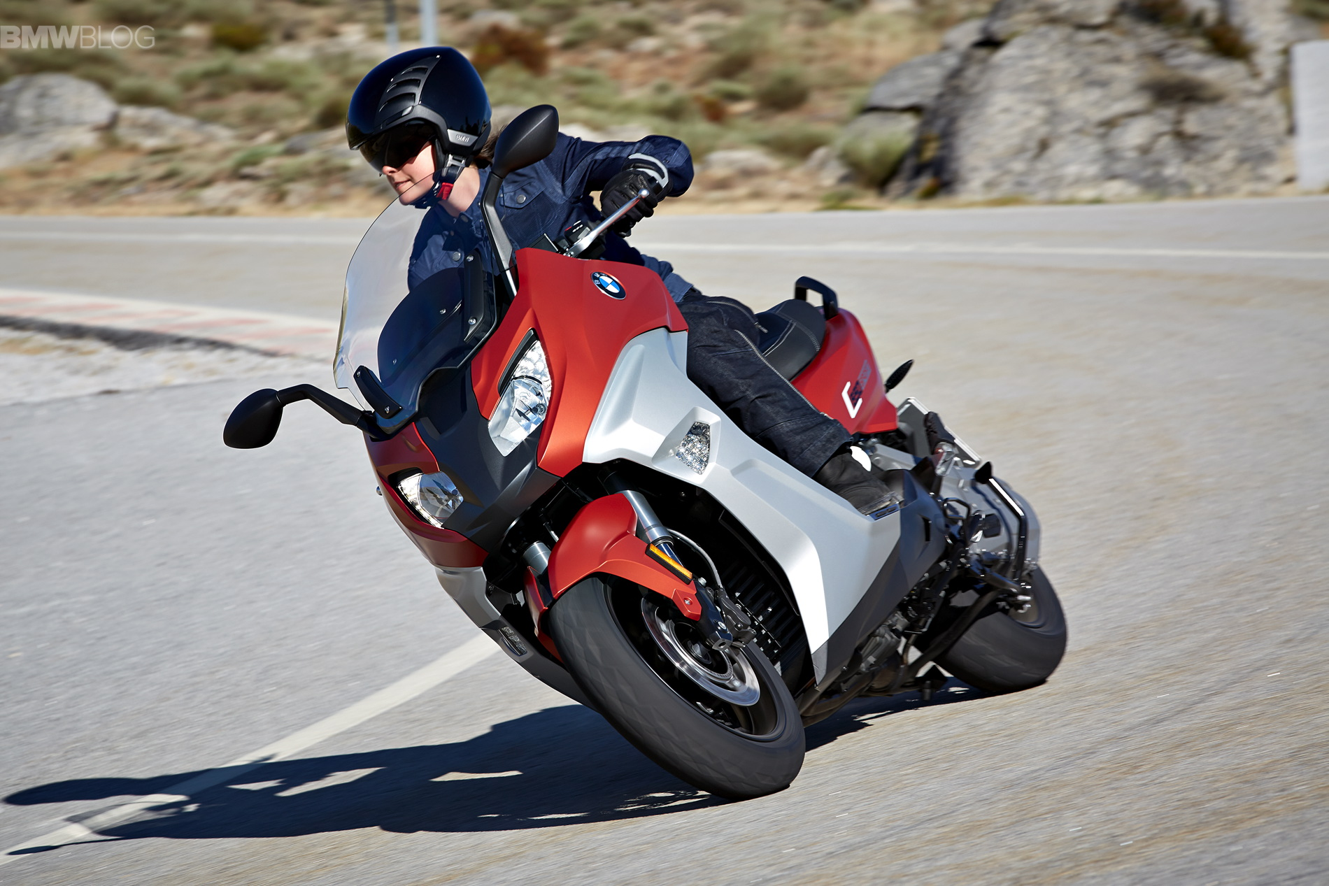 New BMW C 650 Sport and BMW C 650 GT images 1900x 1200 07