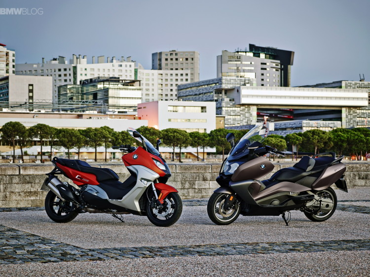New BMW C 650 Sport and BMW C 650 GT images 1900x 1200 76 750x562