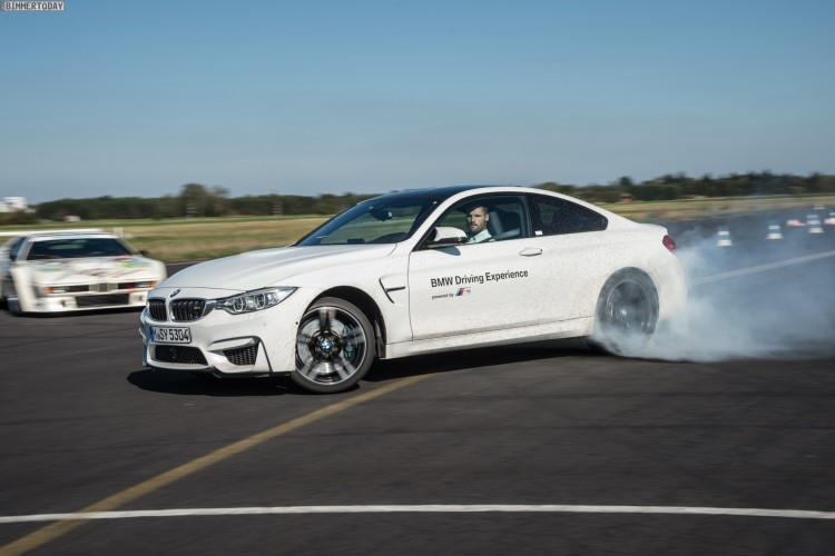 Oktoberfest 2015 BMW M4 Drift Training Brezel 03 750x500