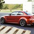 Valencia Orange BMW 1M On BBS FI-R Wheels