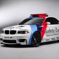 bmw 1m safety car akrapovic images 18 120x120