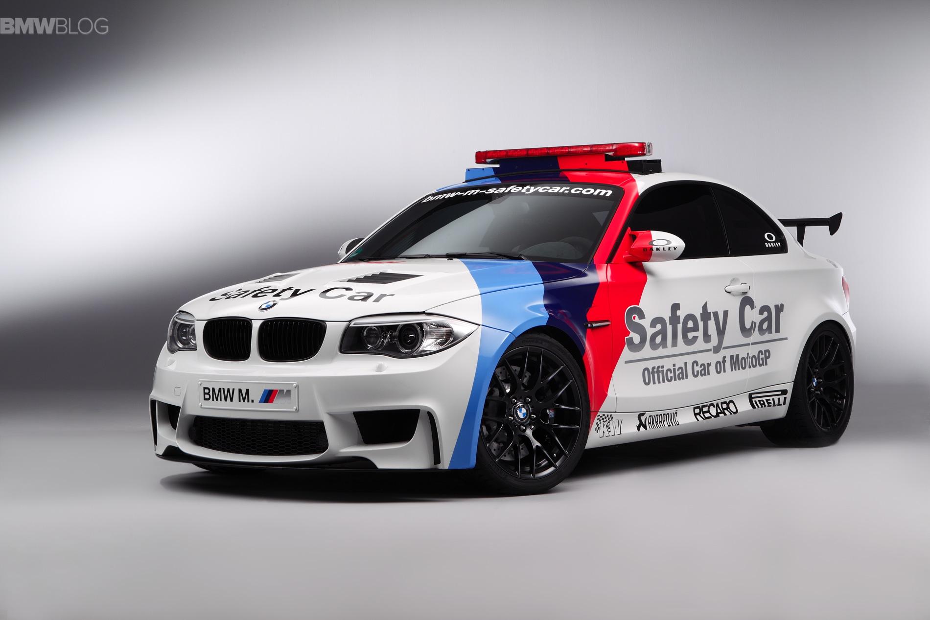 bmw 1m safety car akrapovic images 18