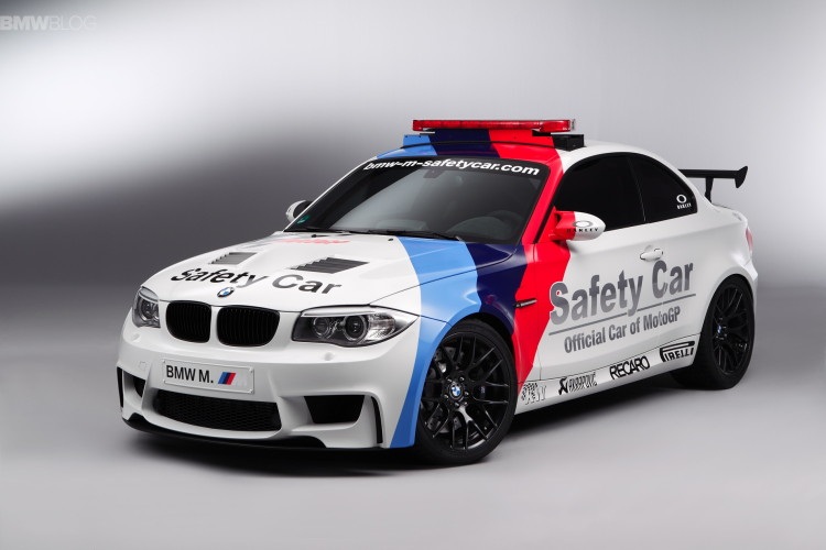 bmw 1m safety car akrapovic images 19 750x500