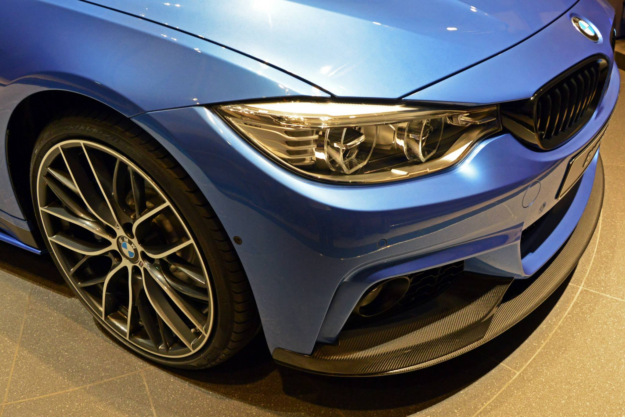 bmw 435i convertible m performance parts 1