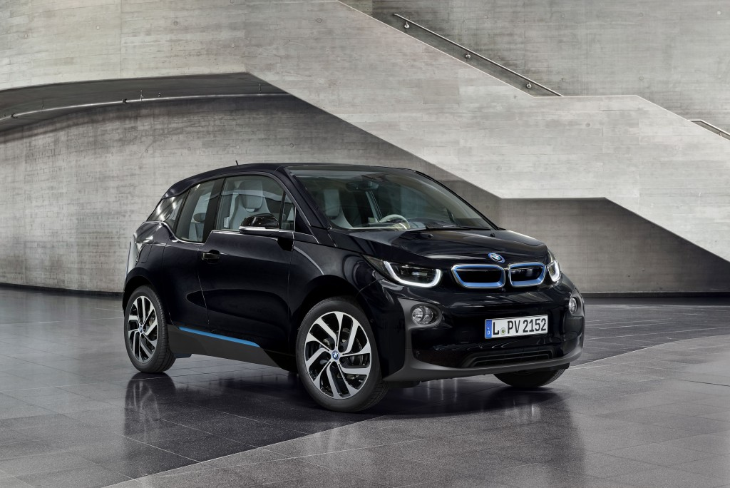 BMW will boost the range of its i3 electric car in 2016