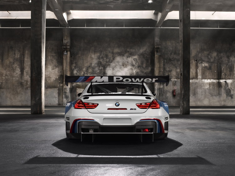 World Premiere Bmw M6 Gt3