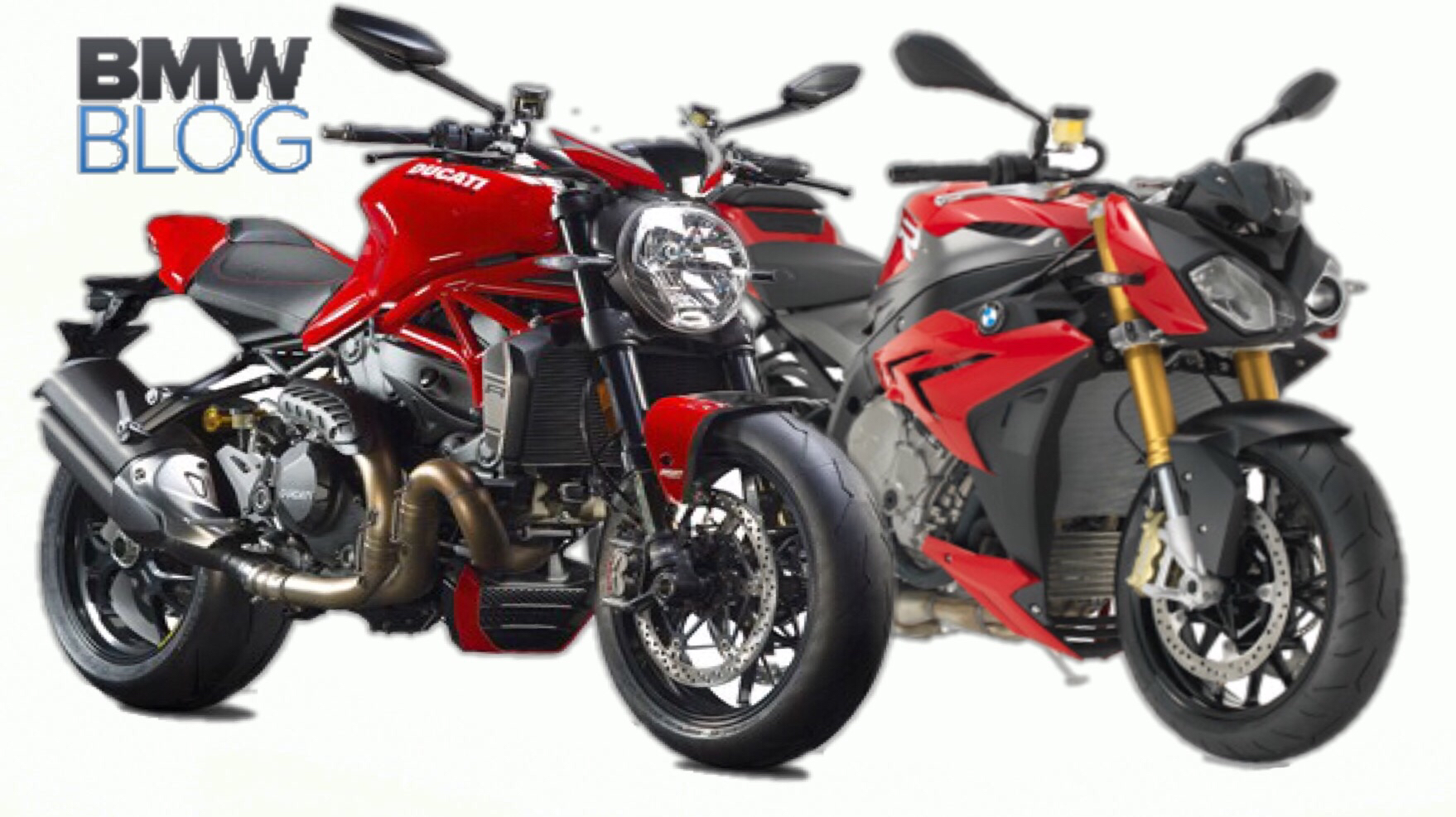 ducati monster 1200 r takes on the bmw s 1000 r. Black Bedroom Furniture Sets. Home Design Ideas